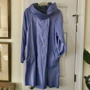 Mycra Pac Donatello reversible raincoat, S/M